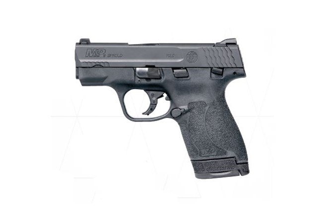Smith Wesson MP Shield M2.0 9mm 8rd Safety