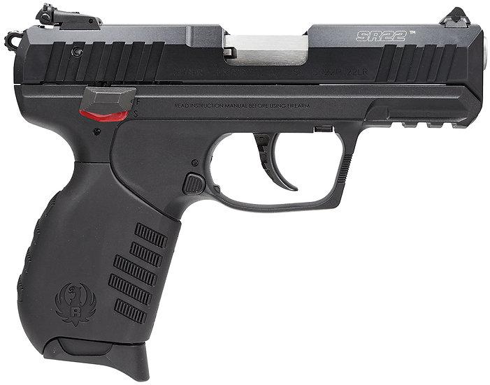 Ruger SR22 22LR 10rd