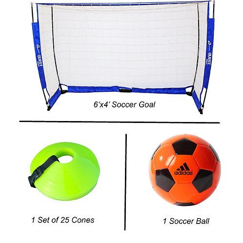 Golazo Play Soccer Anywhere