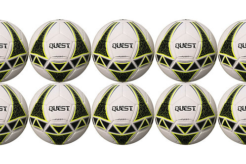 FUEGO Kinetic Match Ball - 10 Pack
