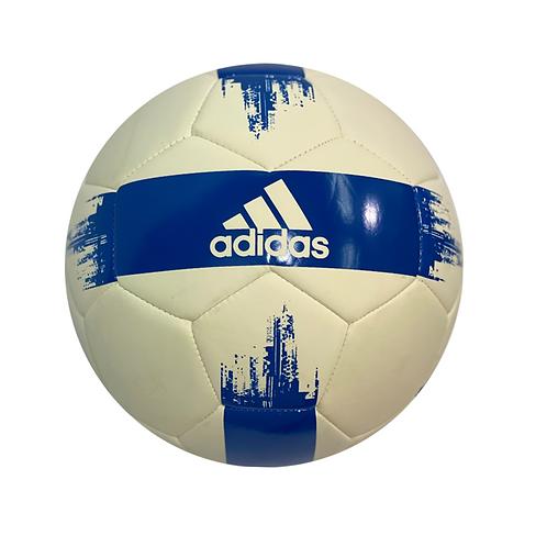 Adidas EPP II Soccer Ball White-Blue Official Size 4