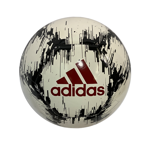 Adidas Glider 2 Soccer Ball White - Black Official Size 4