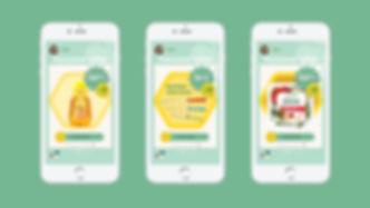 9.bee app campaign.jpg