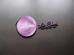 Liz Black Logo 3D