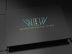 Women Empowered To Win Logo