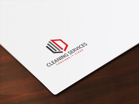 L & D Cleaning Services Logo