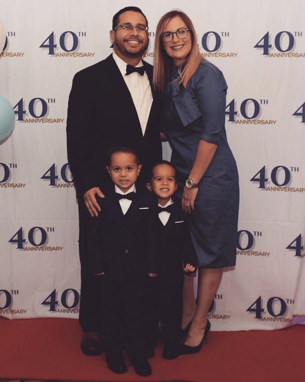 Pastor Glenn Wilson's 40th Anniversary Service