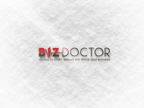 The Biz Doctor Anniversary 3D Logo