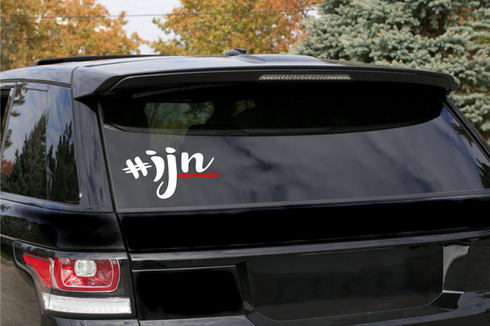 #IJN Car/Window Decal