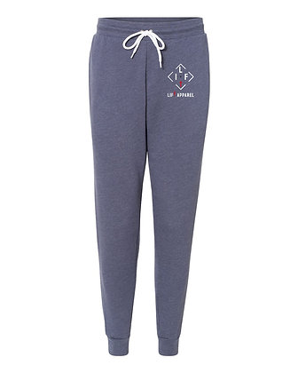 LIFT Apparel Unisex Jogger Fleece Pant