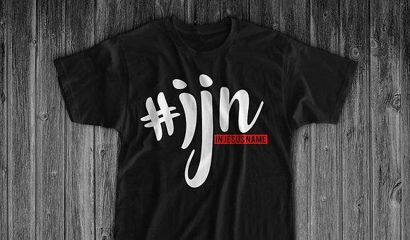 Long Body #IJN T-Shirt