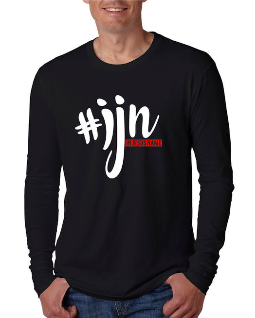 #IJN Long SLeeve T-Shirt