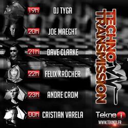 Tekno One Radio 2019 - The Residents