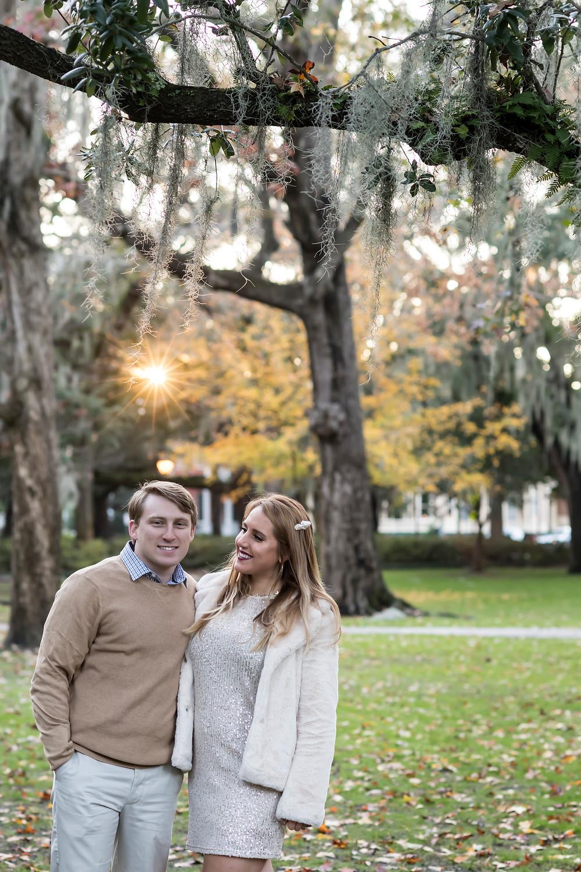 Savannah, Georgia Engagement Photographer, Forsyth Park Savannah Georgia, Savannah Wedding Photographer