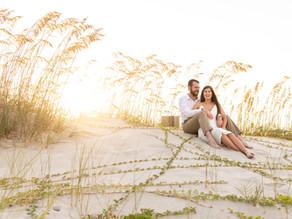 Emily & Storm - Engagement Session - Tybee Island, Georgia