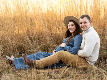 Melissa & Grant - Maternity Session - Wormsloe