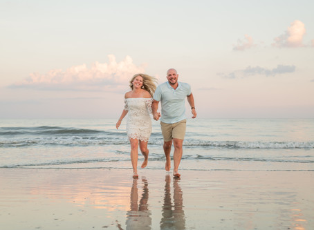 Ali & Frankie - Proposal - Hilton Head, South Carolina