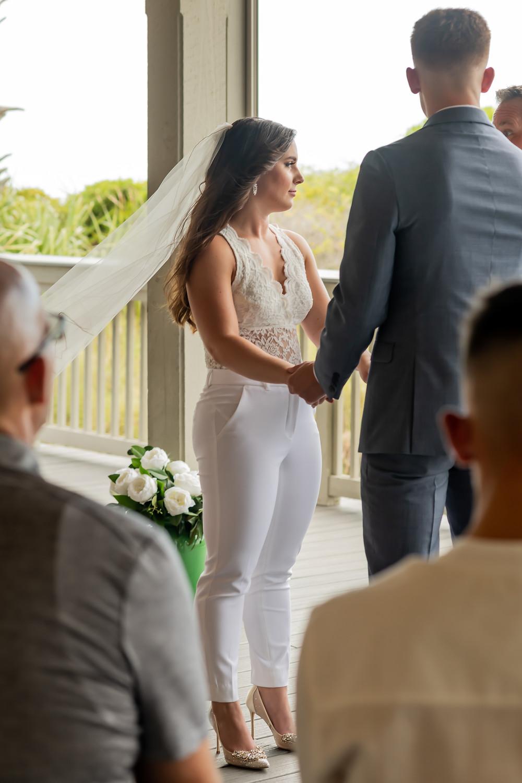 Sarah and Bailey elope at Omni Hilton Head Oceanfront Resort.