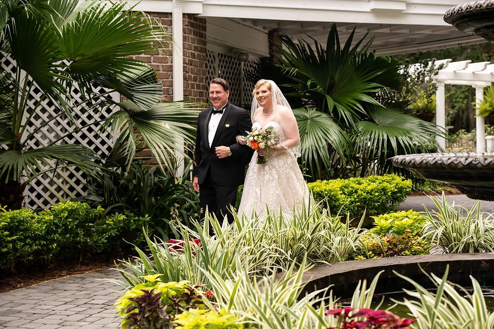 Hannah and Isaac's Mackey House Wedding in Savannah, Georgia.