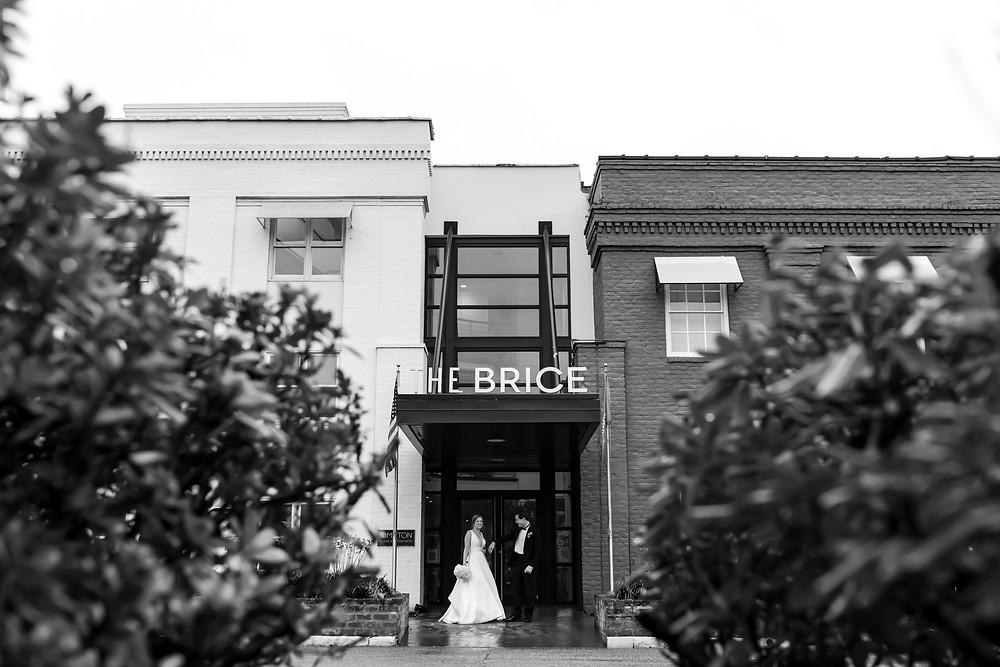Charlie and Brian's Kimpton Brice Hotel wedding in Savannah, Georgia.