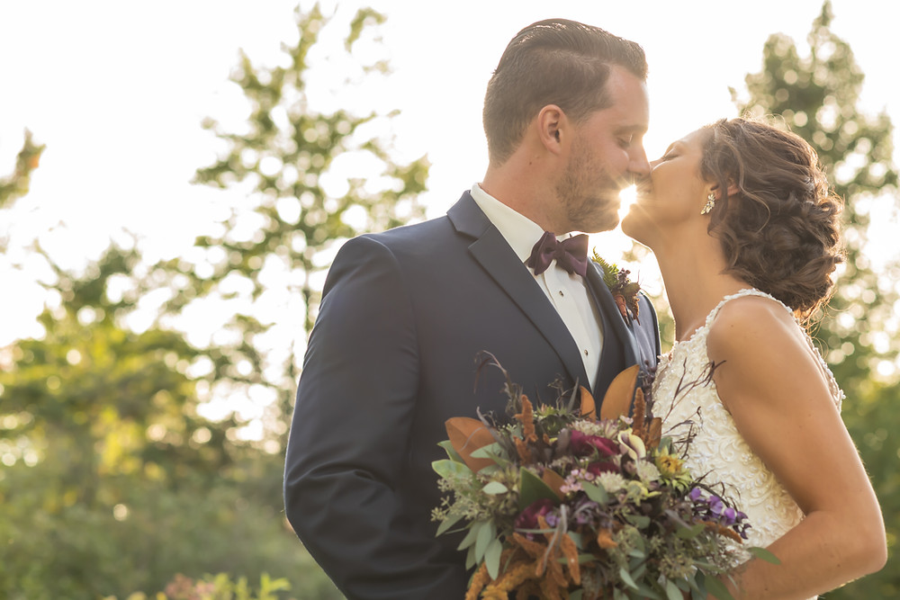 The top 30 questions to ask before booking your wedding venue.