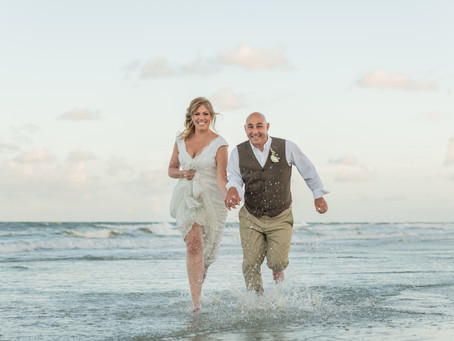 Beth & Jeff's Elopement - Marriott - Hilton Head, SC
