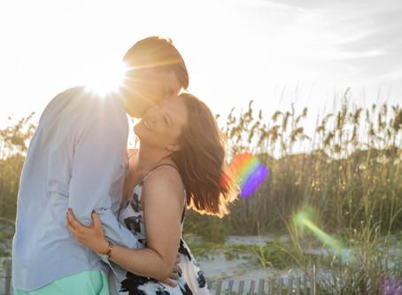 Katelyn & Joey Engagement Session - Hilton Head, South Carolina