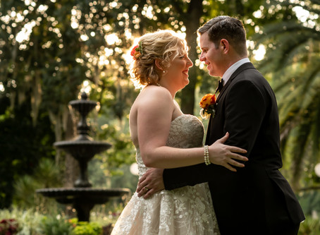 Hannah & Isaac's Mackey House Wedding - Savannah, GA