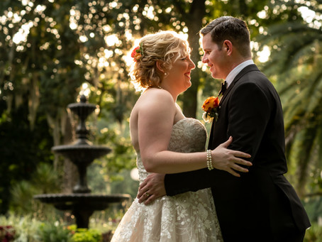 Hannah & Isaac's Mackey House Wedding - Savannah, GA