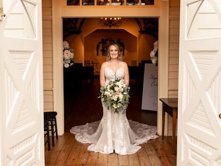 Erica & Scott - Tybee Wedding Chapel - Tybee Island, GA