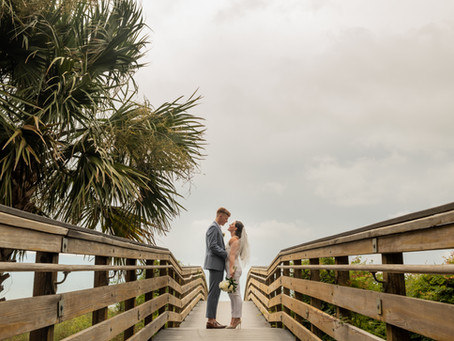 Sarah & Bailey's Elopement - Omni - Hilton Head, SC