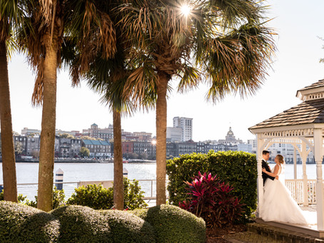 Kirby & Matt's Wedding - The Westin - Savannah, GA