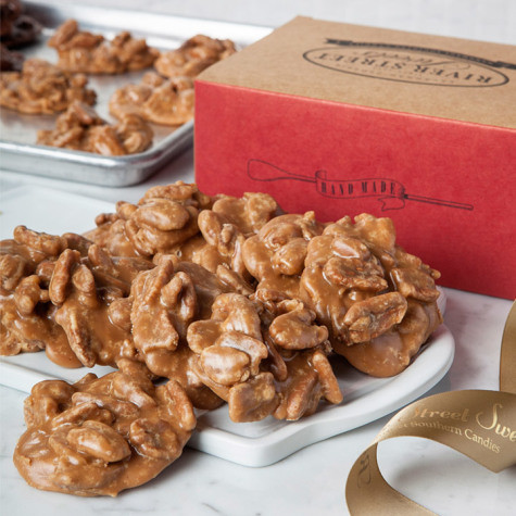 Pralines, a unique wedding favor for your Savannah wedding.