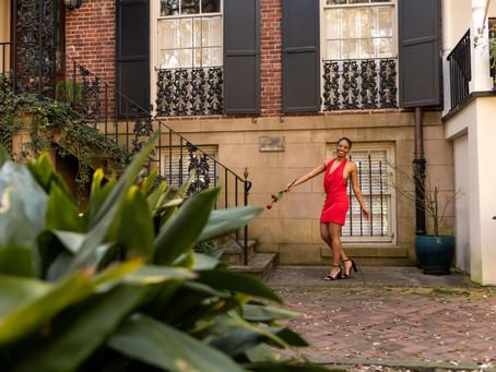 Ilana - The Bachelorette Inspired Session
