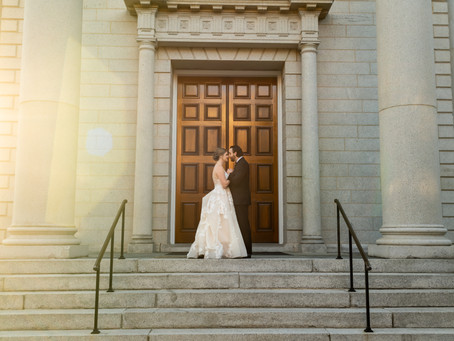 Bethany & Lucian - Savannah, GA Wedding