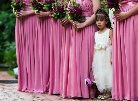 Best Way To Pick Your Wedding Color Palette