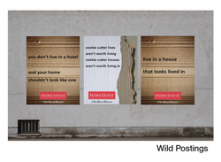 Wild Postings