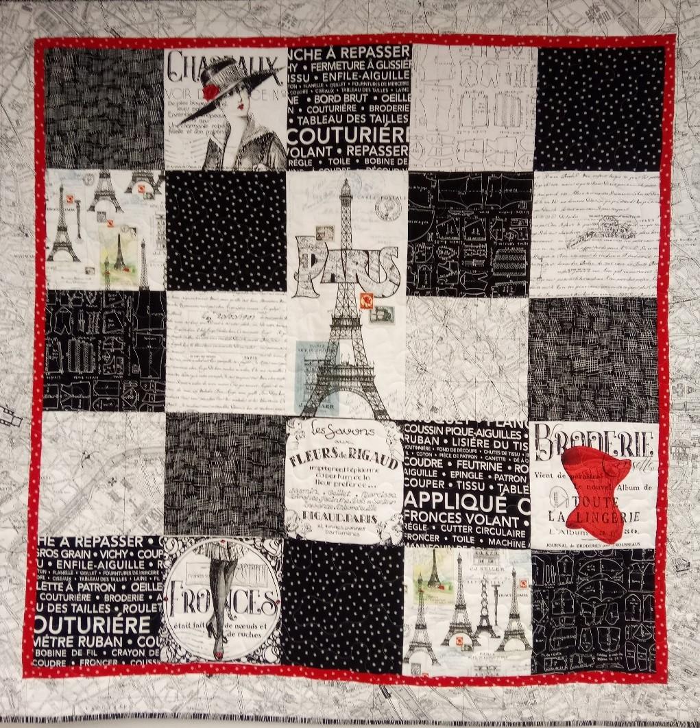 Paris Quilt