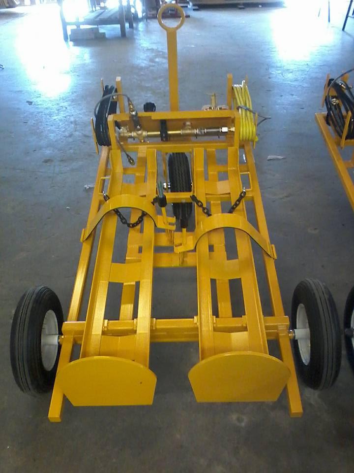 Nitrogen Carts