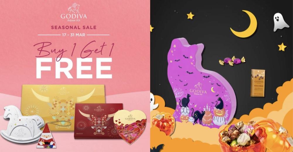 Godiva CNY Sale