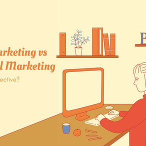 Digital marketing vs Traditional marketing: Which is more effective?