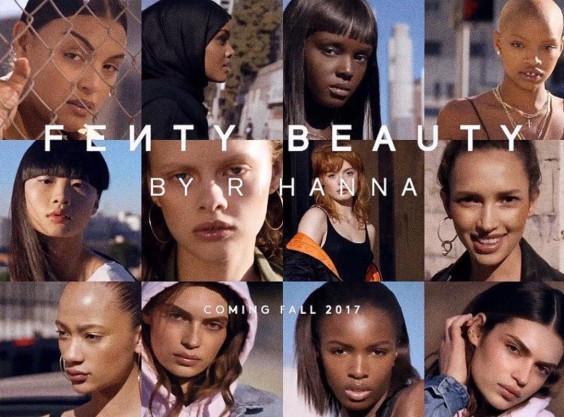 Fenty Beauty inclusive marketing