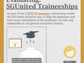 SGUnited Traineeships: The pros, the cons, and the bottom line