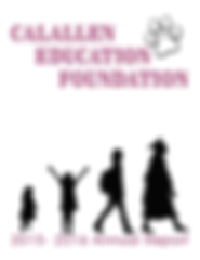 2015-2016 Calallen Education Foundation Annual Report
