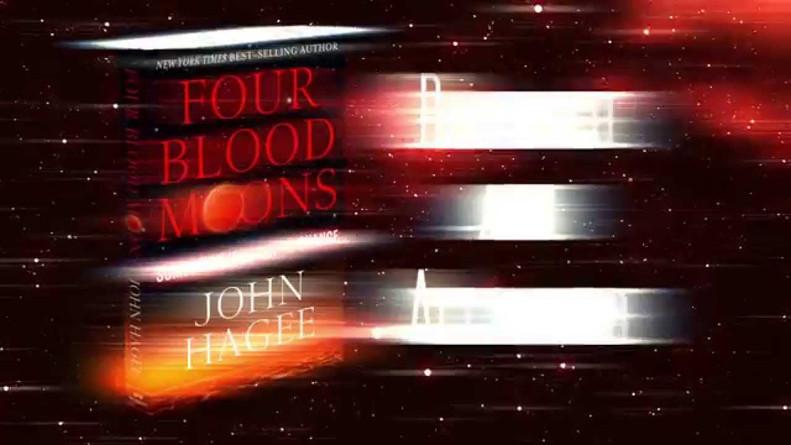 Genesis of Four Blood Moons