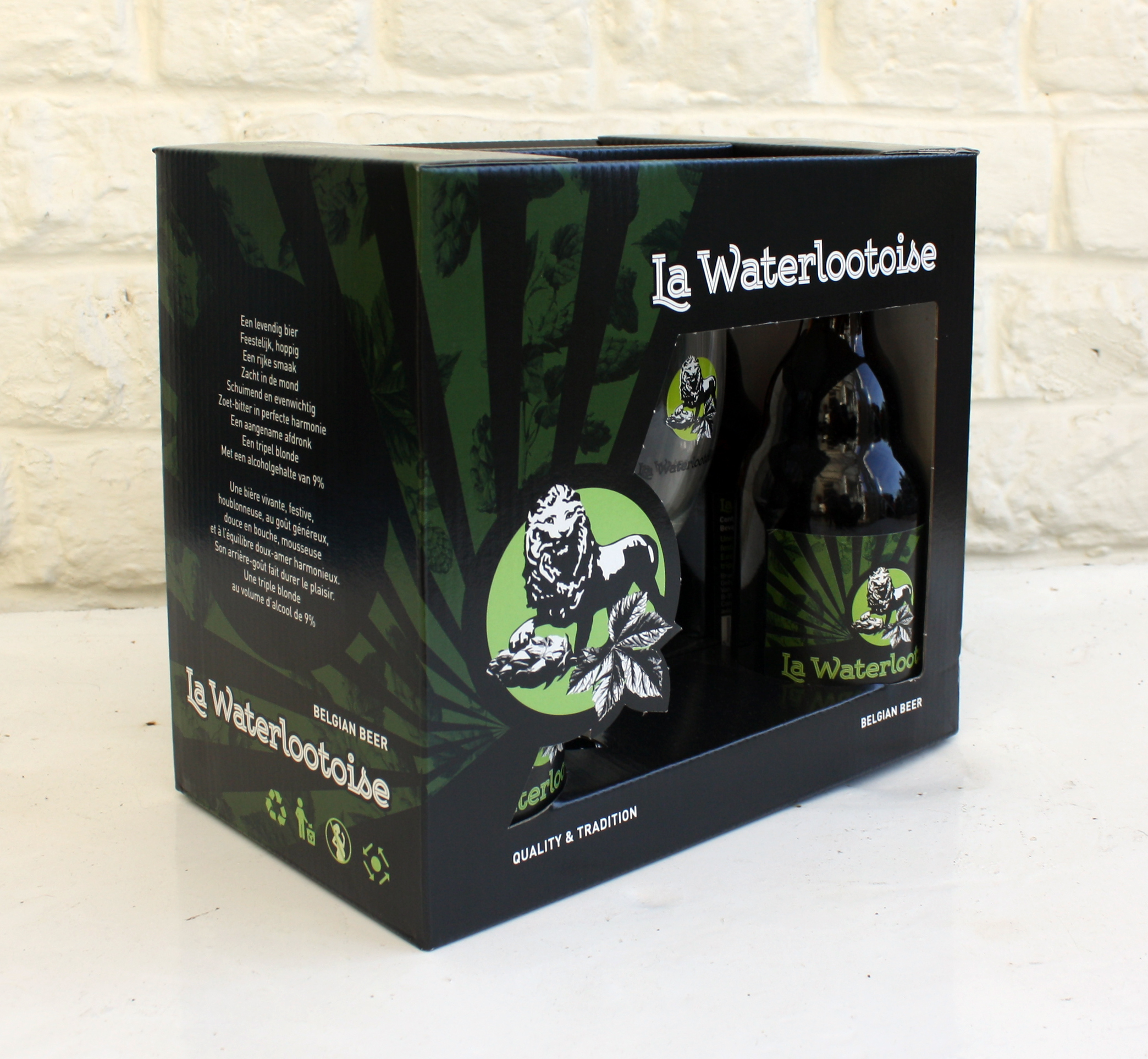 LaWaterlootoise coffret