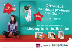Annonce Tictacphoto La Libre