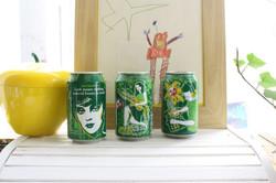 Canettes Lipton Ice Tea