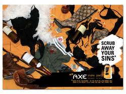 Annocne Axe