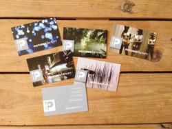 Cartes de visite Pictures Factory